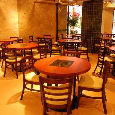 中国薬膳火鍋専門店 小肥羊 渋谷店 店内の画像