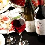 火鍋によく合うおすすめのワインが充実!