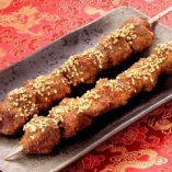 串焼き(ラム肉・牛肉・鶏もも肉・牛ステーキ)