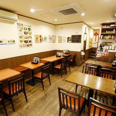 中国料理 海浜軒  店内の画像