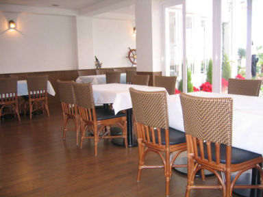 Cafe&Restaurant Nagisa  店内の画像