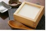 自家製木ます豆腐