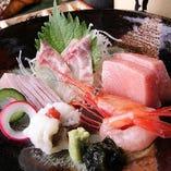 全国各地から取り寄せた鮮魚【東京都】