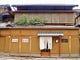 """""""構えも料理の一つ""""と、 店主自ら設計を手掛けた日本建築"""