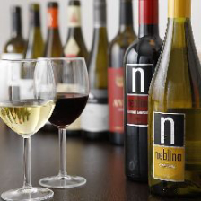 ワインも気軽に楽しんで♪