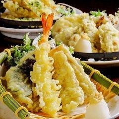 天ぷら 季節の食材をご用意