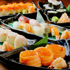 人気のお寿司