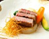 佐賀牛の大根ステーキ