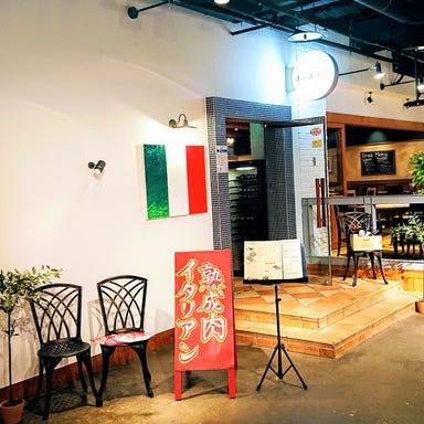 石窯焼イタリアン Joe&Joe  店内の画像