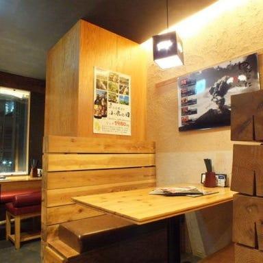 黒ぶたや アトレ大井町店 店内の画像