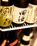 広島の地酒は味わい深い味。 県外の地酒も豊富にご用意!!
