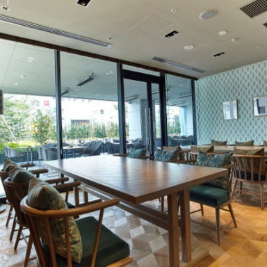FOREST KITCHEN with Outdoor Living  店内の画像
