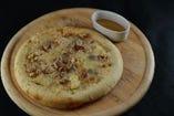 4種のチーズのピッツァ「クワトロフォルマッジョ」