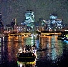 水都大阪の夜景を独り占め!