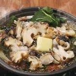 【北海道産】つぶ貝の醤油バター焼
