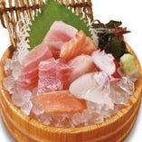 【数量限定】海鮮の切り落とし刺し