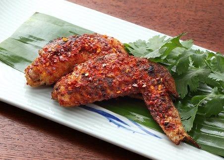 焼辣滷鶏翅