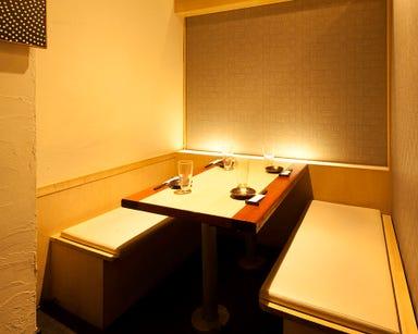 個室×燻製 伊蔵 虎ノ門  店内の画像