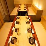 【個室】32名様までご利用いただける落ち着いた空間。宴会や大勢での飲み会に..