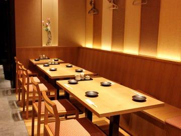 明神そば きやり 御茶ノ水ソラシティ店 コースの画像
