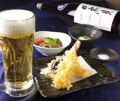 明神そば きやり 御茶ノ水ソラシティ店 メニューの画像