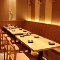 明神そば きやり 御茶ノ水ソラシティ店 店内の画像