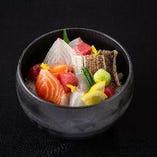 山尾の海鮮丼