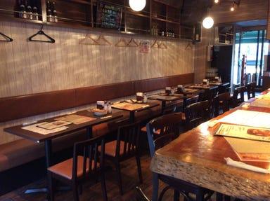 八丁堀 魚と地酒の店 魚豊  店内の画像
