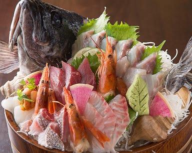 八丁堀 魚と地酒の店 魚豊  メニューの画像