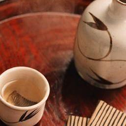 店主厳選の日本酒など
