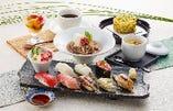 【期間限定】季節の上寿司御膳