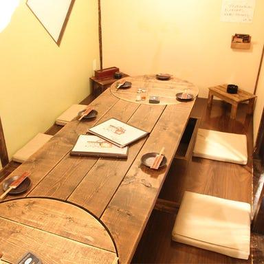 日本酒×北海道食材 地元家 函館総本店 店内の画像