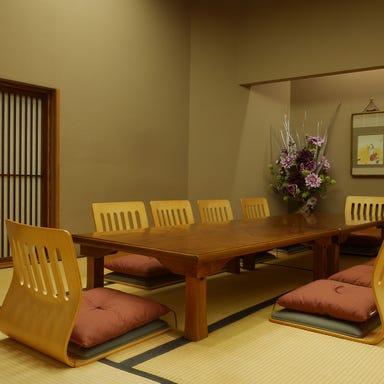 花様 ka-you 京橋京阪モール 野菜割烹の自然派和食店 店内の画像