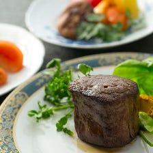 特選!近江牛A5ランクの肉厚ステーキ