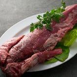 お肉の質に自信有り! 上質な近江牛のみを使用