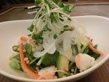 4位 福太郎サラダ