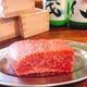 1g¥10のブロック焼きは、お好きな分量で注文できます。