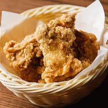 徳島産 阿波乙女鶏の唐揚