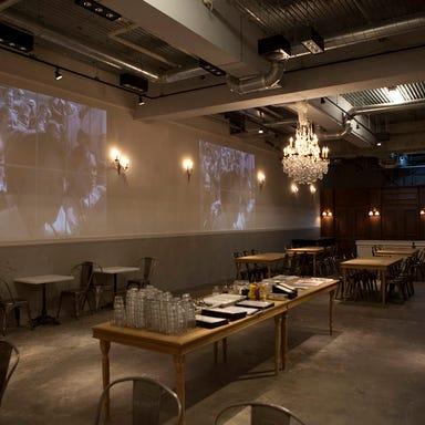 創作パブ&デザイナーズカフェ ×貸切パーティー IDOL 表参道 店内の画像