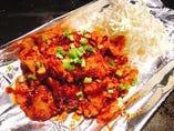 激辛豚キムチ