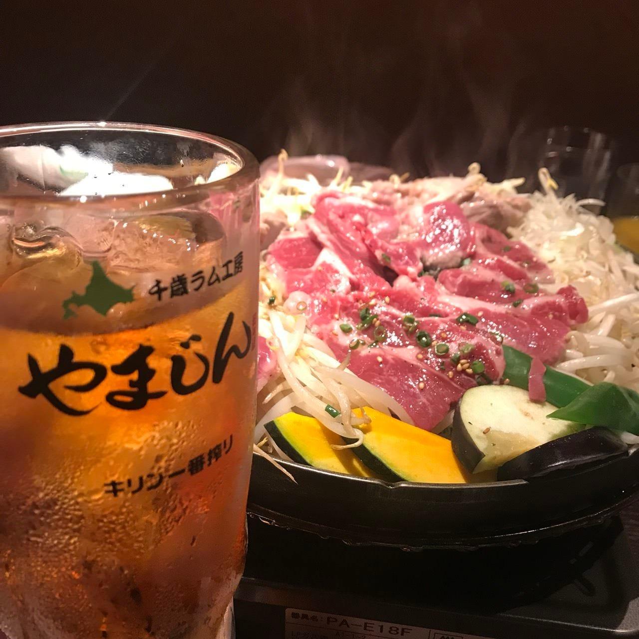 ジンギスカンと相性抜群のお酒!