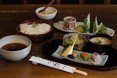 京都 銀閣寺 名代 おめん 銀閣寺本店