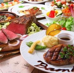 ステーキ食べ放題・肉バル MOTOYAMA7【本山セブン】