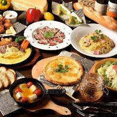7種のチーズフォンデュ食べ放題 Cheese Kitchen 名駅店