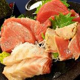【厳選】本マグロ各種!最高峰の美味しさをご堪能下さい!