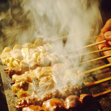 焼き鳥×日本酒 ととや 東岡崎本店 コースの画像