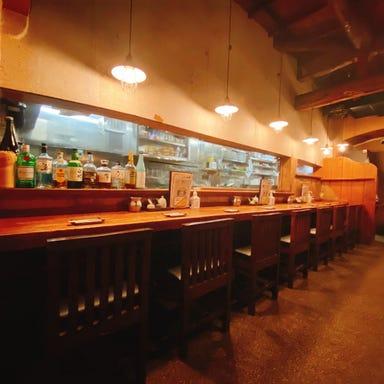 焼き鳥×日本酒 ととや 東岡崎本店 店内の画像