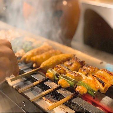 焼き鳥×日本酒 ととや 東岡崎本店 メニューの画像