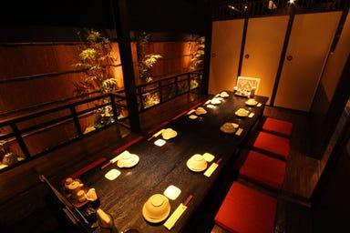 博多もつ鍋 馬肉 九州自慢 奈良三条通り店 店内の画像
