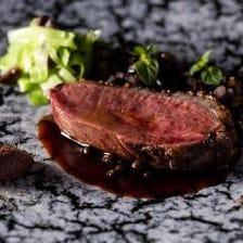 abならではの『上質な鴨料理』